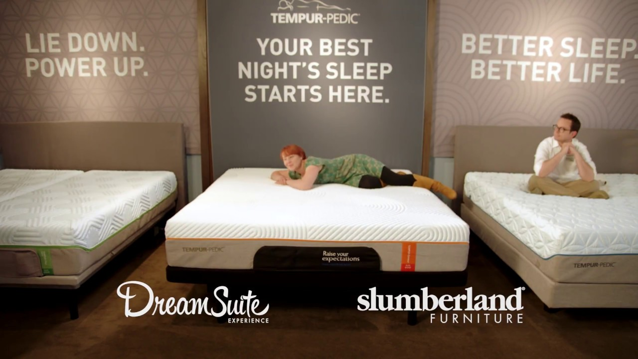 The Dream Suite Experience By Slumberland Furniture 30