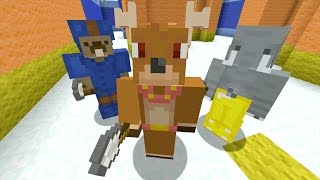 Minecraft Xbox - Spleef Chief [493]