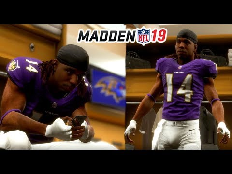MADDEN 19 CAREER MODE - FIRST EVER LOOK AT THE PLAYER CREATION!! BRAND NEW HELMETS AND HAND TAPE!!