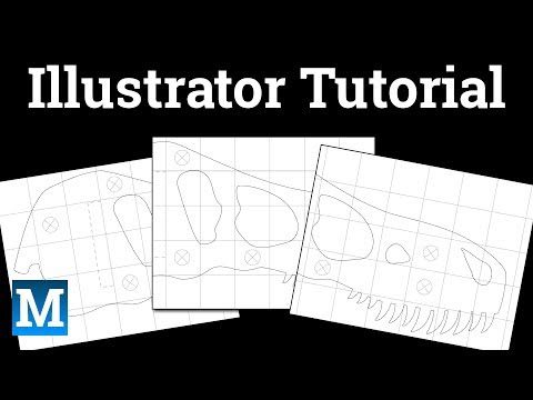 Illustrator Tutorial: How to Make Templates That Span Multiple Pages