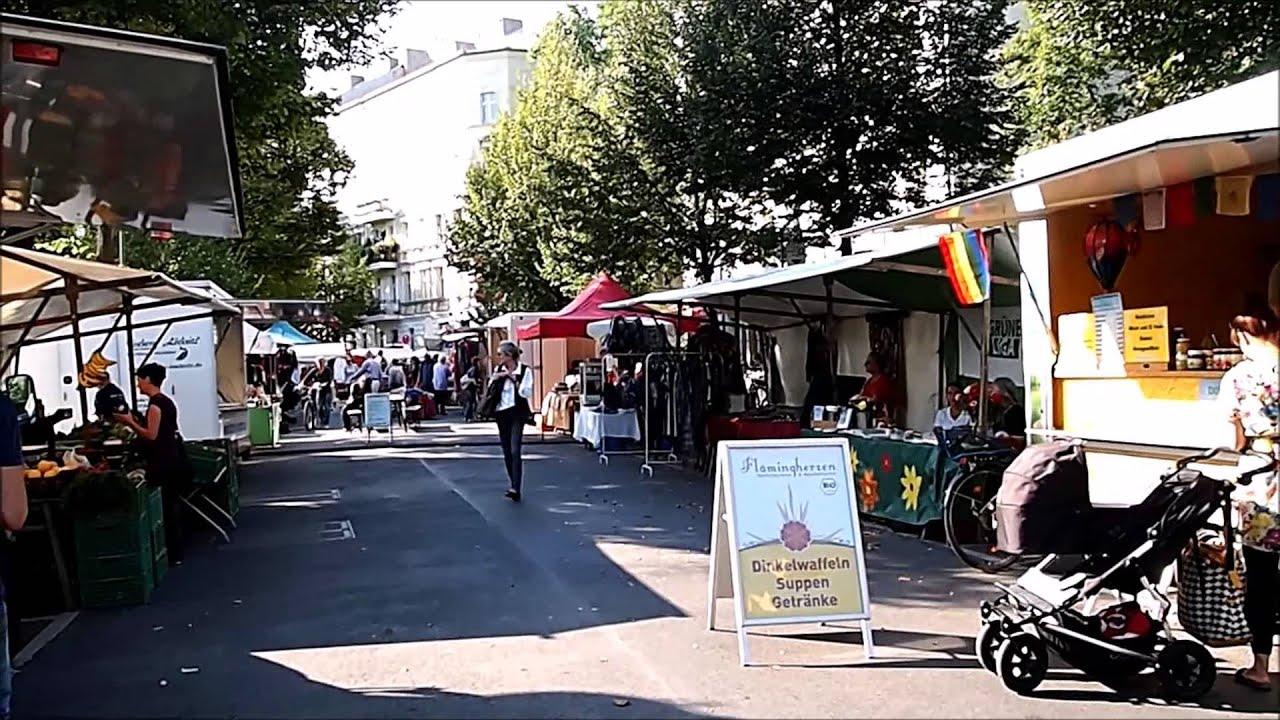 Berlin Trip Day 6, Fischer Fritz Restaurant, Kollwitzplatz Markt ...