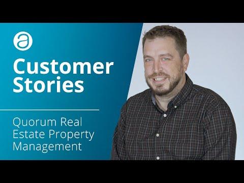 AppFolio Customer Stories – Quorum Real Estate Property Management
