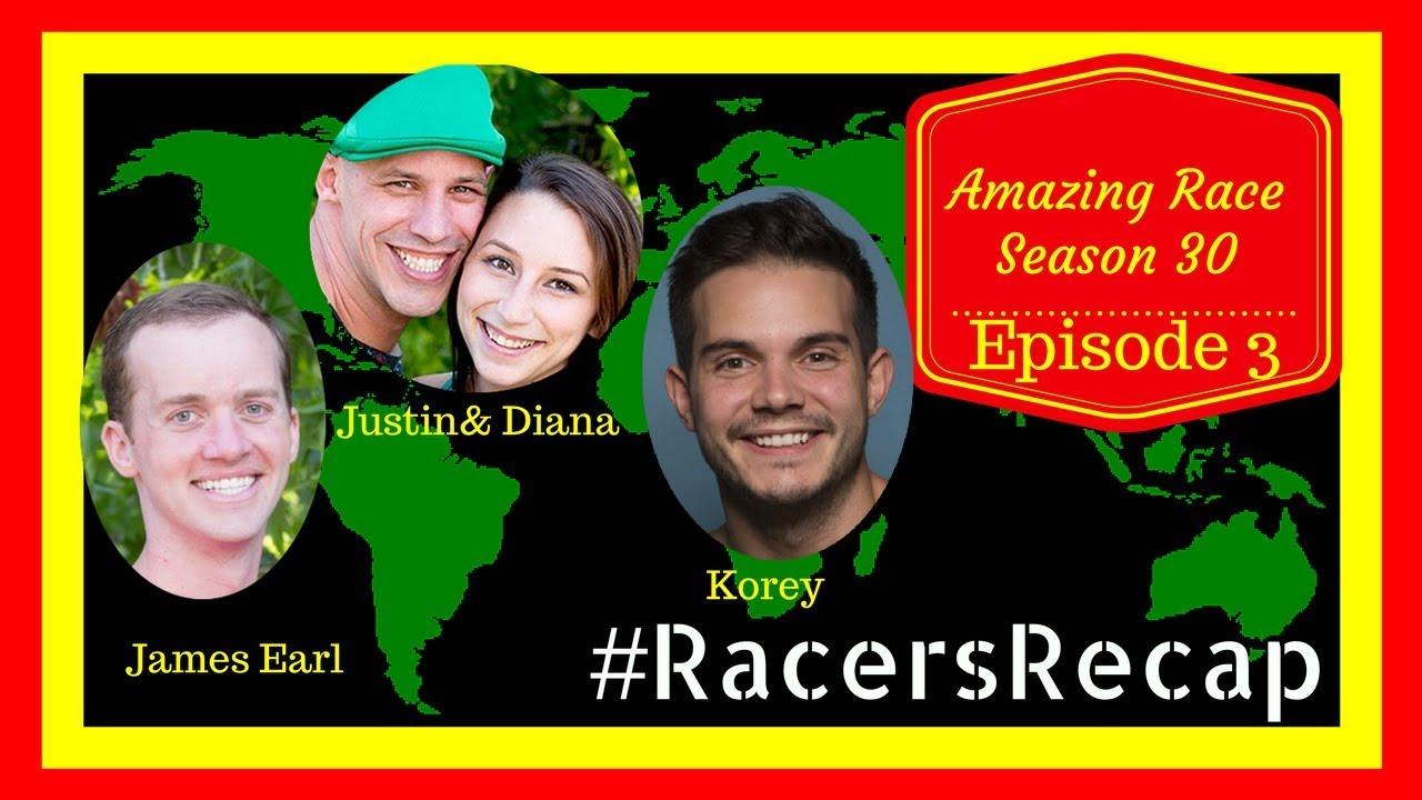 Download Amazing Race Season 30 Episode 3 #RacersRecap