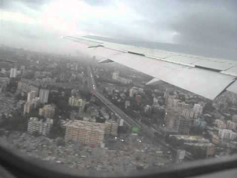 Take off from Mumbai airport for Addis Ababa