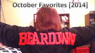 October Favorites [2014] Thumbnail