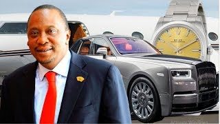 10 EXPENSIVE THINGS OWNED BY PRESIDENT UHURU KENYATTA