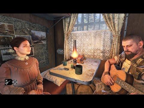 Metro Exodus - Вечер музыки | Артем и Степан играют на гитарах