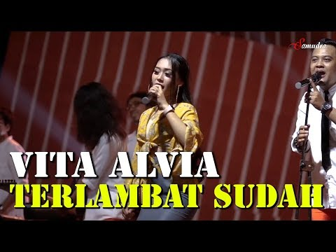 Vita Alvia - Terlambat Sudah [Official Music Video]
