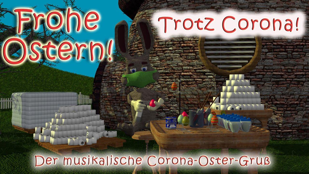 Lustige Ostergrüße Corona 2021
