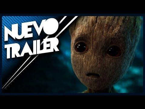 Primer avance de Guardianes de la Galaxia Vol. 2 // (Trailer 1)