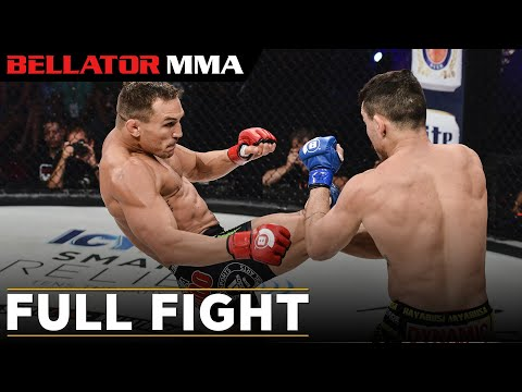 Full Fight | Michael Chandler vs. Patricky Pitbull - Bellator 157