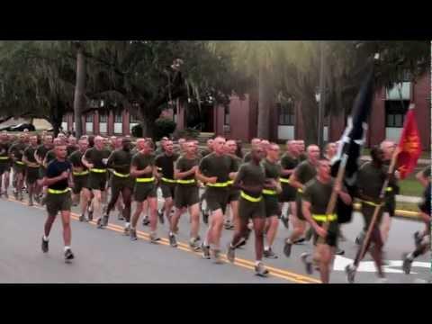 Parris Island MCRD Marine Graduation Week  Video