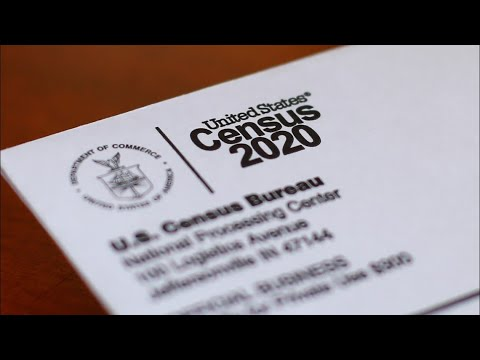 Thursday is the last day to be counted in the 2020 Census
