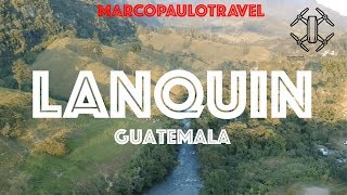 Lanquin Cinematic Drone Vlog | Guatemala Travel Video Guide