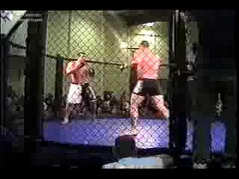 Rob Garcia's First Fight