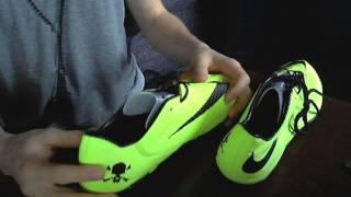 [ПОСЫЛКА С ТОГО СВЕТА] Nike Hypervenom Yellow [Обзор] #13