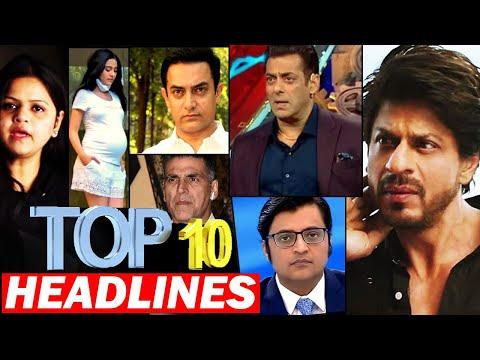 Top 10 Big News of Bollywood | 13th OCTOBER 2020| Akshay Kumar, Bollywood Strikes Back, SRK, Salman