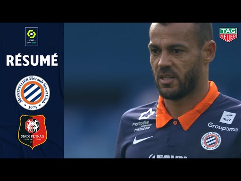 Montpellier Rennes Goals And Highlights