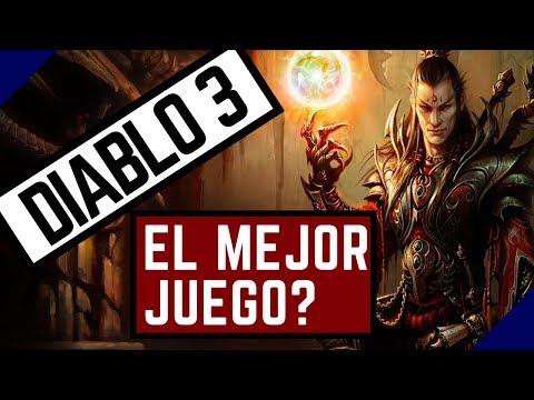 Es Diablo 3 El Mejor Juego? Veamos!
