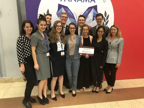 University of Heidelberg at Harvard WorldMUN 2018 in Panama