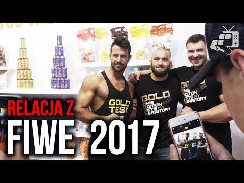 Muscle Power TV - FIWE 2017 Relacja - Różal, IHS Technology, Sante, Activlab, OstroVit, Scitec