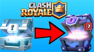 Clash Royale - FASTEST WAY TO GET SUPER MAGICAL CHESTS!