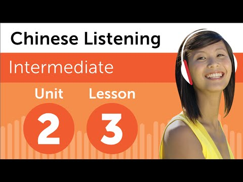 Chinese Listening Practice - Looking for an Apartment in China