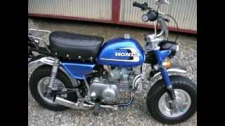 Repeat youtube video ②Honda Monkey  4Lモンキー  Z50J  1974  75cc