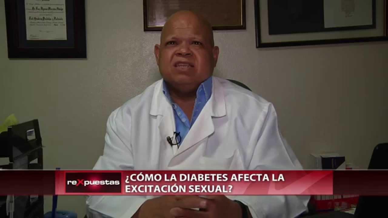 Diabetes y sexualidad masculina