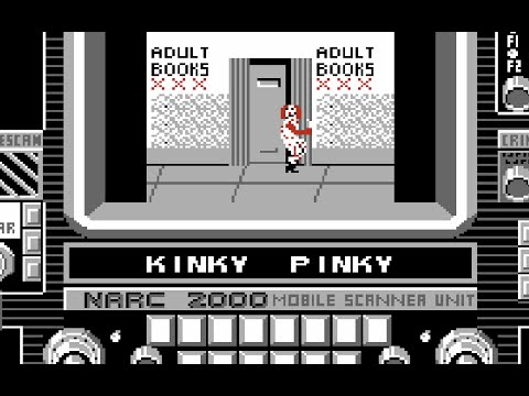 NARC (NES) Playthrough - NintendoComplete