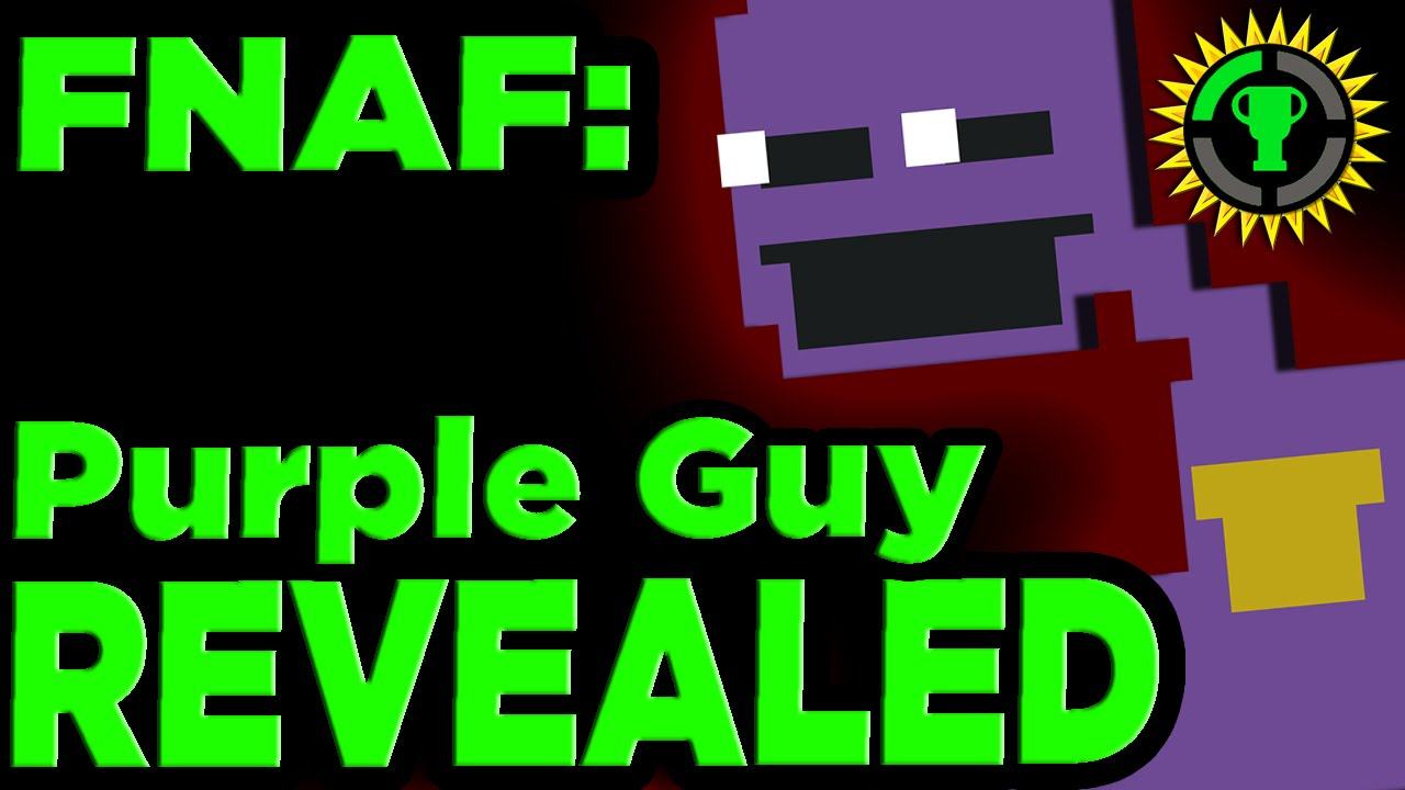 Game Theory Fnaf Mysteries Solved Pt 2 Second Half Youtube