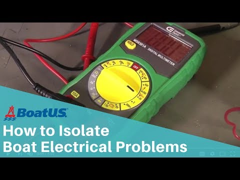 How To Isolate Boat Electrical Problems Using A Multimeter | BoatUS