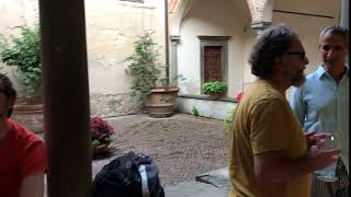 [AIP] Artist Immersion program Italy: Meet and Greet Siena 2019
