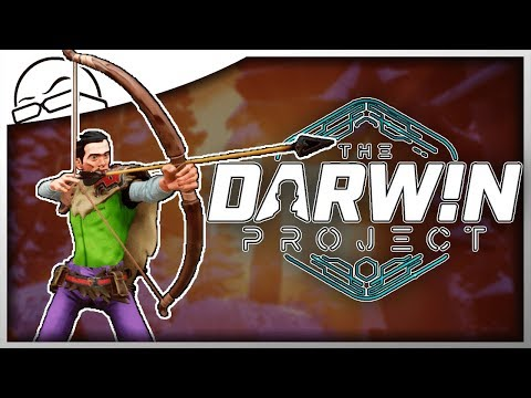 Battle Royale Survival! - The Darwin Project [Stream VOD]