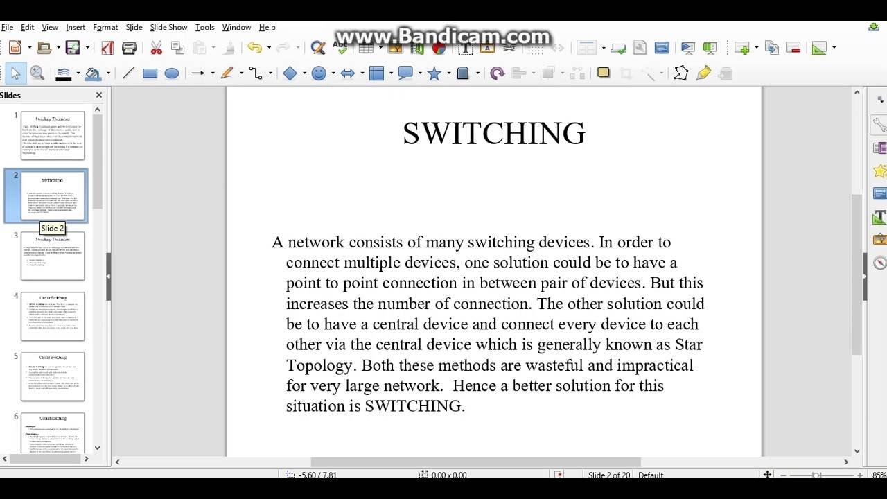 switching techniques in networking switching techniques in networking