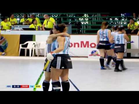 Day 1 - Argentina vs Barbados (Women)