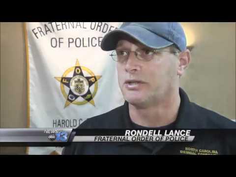 City Cops Settle Federal Suit Against Asheville
