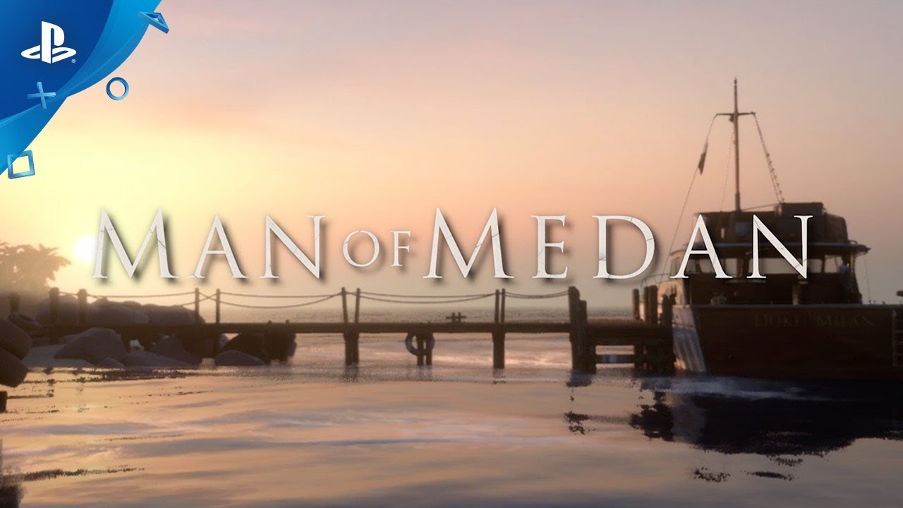 The Dark Pictures Anthology: Man of Medan – Launch Trailer | PS4