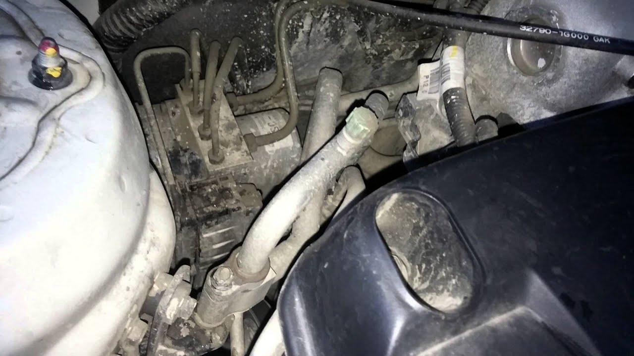 Motor rölantide iken ne yapmalı