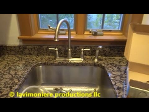Kitchen Water Faucet Hot Dispenser No Cold Coming Out Youtube