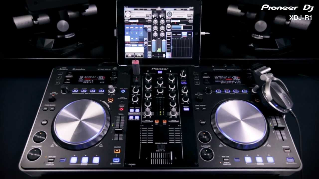 PIONEER DJ SET FOR BEGINNERS