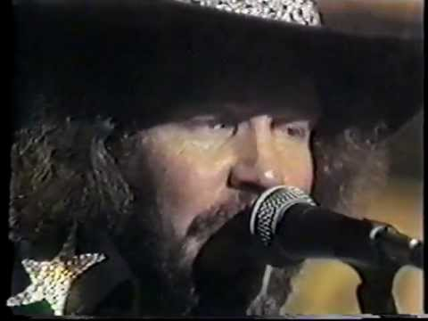 You Never Even Called Me By My Name - David Allan Coe, RARE 1975 Video Performance
