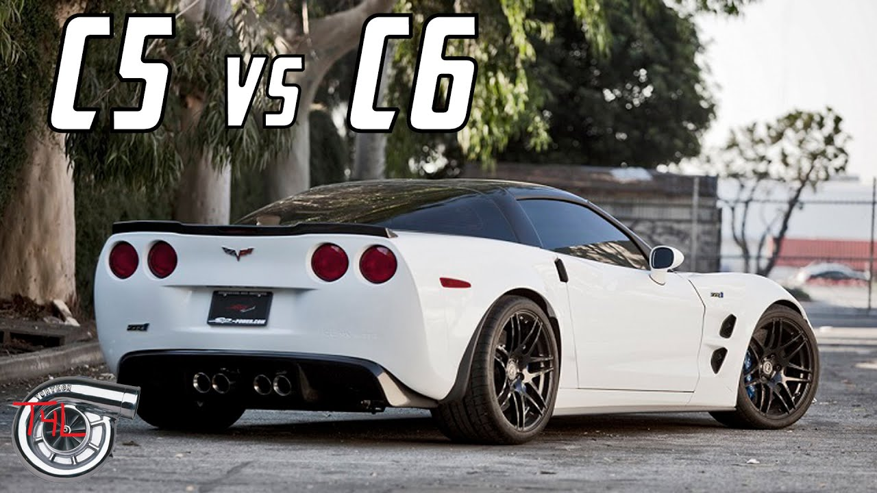 C5 Vs C6 Corvette Reviewanalysis Which Is Better