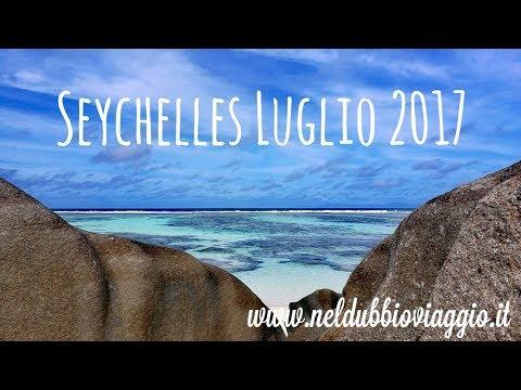 Seychelles Luglio 2017 - GoPro
