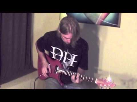 Tomahawk Electric Guitar Demo