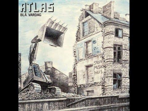 Atlas - Bla Vardag 1979 FULL VINYL ALBUM (progressive)