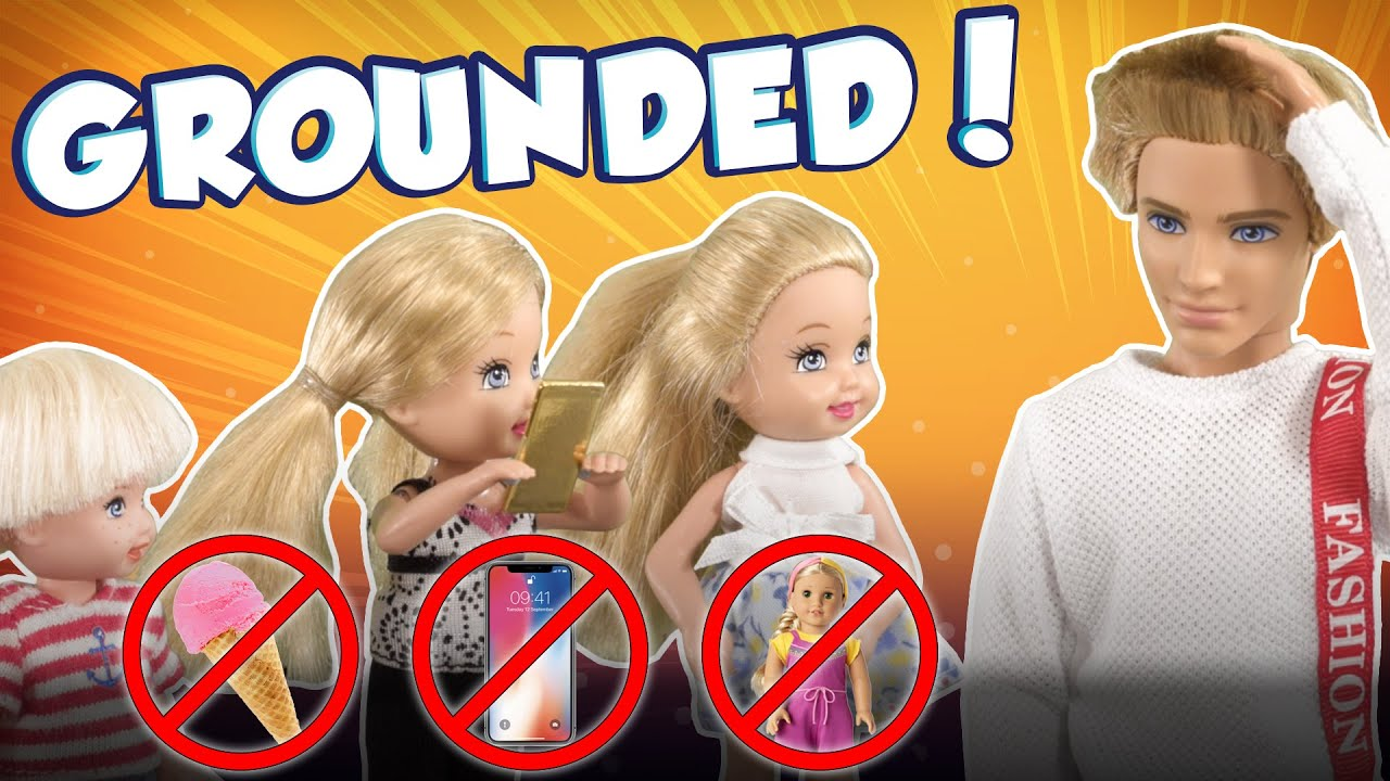 Barbie - Grounded!   Ep.319