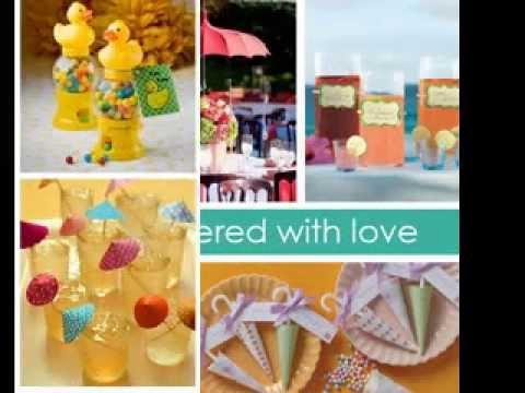 Baby Shower Decoration Umbrella diy baby shower umbrella decorating ideas - youtube