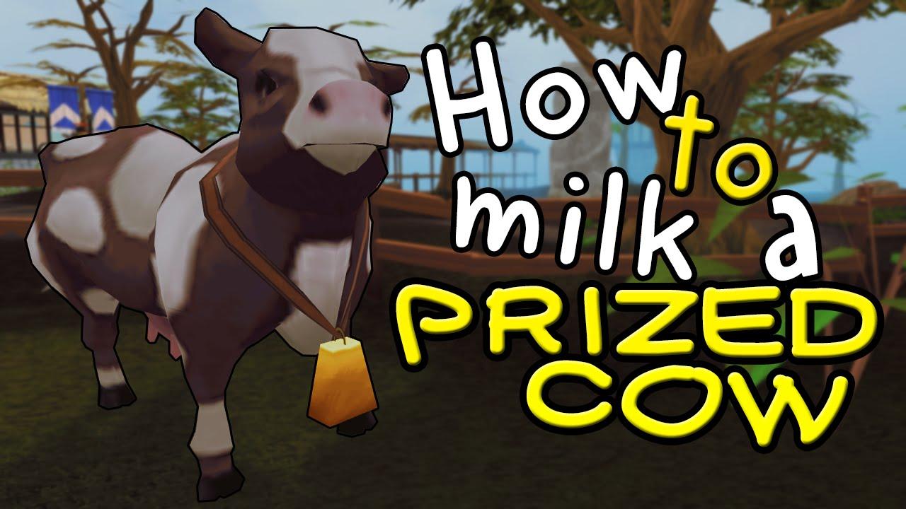 how to get milk in runescape
