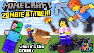 Video MINECRAFT STEVE ZOMBIE ATTACK!! (feat. FGTEEV DUDDY) || Brick & Betty download MP3, 3GP, MP4, WEBM, AVI, FLV Agustus 2017